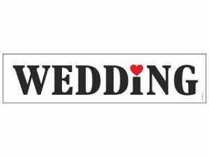 Svadobné ŠPZ