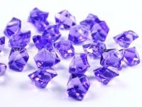 Dekoračné kamene bledofialové
