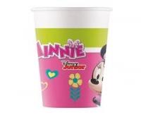 Poháre Minnie ružové