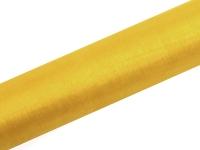 Organza 16cm zlatá
