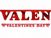 Banner Valentines Day