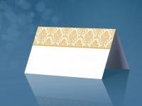 Menovky 43, zlatý ornament, 25ks