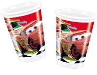 Party poháre Cars 2
