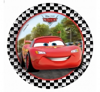 Party taniere Cars, 20 cm
