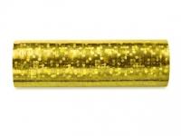 Serpentíny holografické zlaté