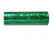 Serpentíny holografické zelené
