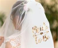 Závoj Bride to Be