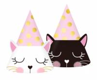 Party klobúčik Mačička