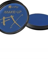 Make-up modrý