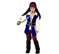 Kostým Pirát luxus