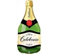 Fóliový balón Šampanské