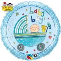 Fóliový balón Baby Boy