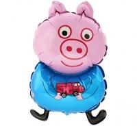 Fóliový balón Peppa Pig