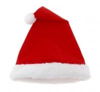 Mikulášska čiapka Santa detská