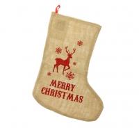 Vianočná ponožka Juta