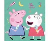Servítky Peppa Pig new