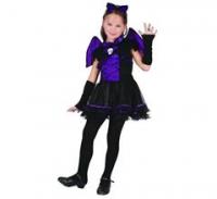 Kostým detský Batgirl