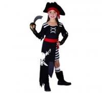 Kostým detský Pirátka