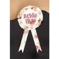 Odznak Bride to be vintage