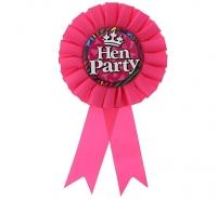 Odznak Hen party