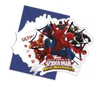 Pozvánky Spiderman