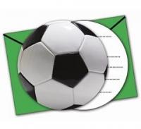 Pozvánky Futbal