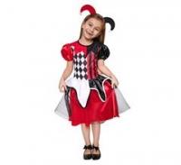 Kostým Harlekýnka detský