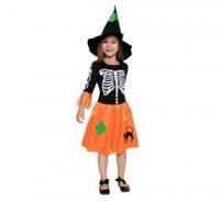 Kostým Malá čarodejnica detský
