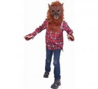 Kostým Vlkodlak detský