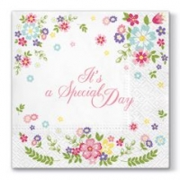 Servítky Special day