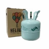 Hélium na 20 balónov