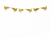 Girlanda Zlaté holubice