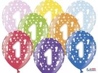 Balón č.1, 10ks