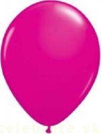 Balón perleťový cyklamen,10ks
