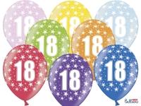 Balón č.18, 10ks