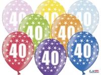 Balón č.40, 10ks
