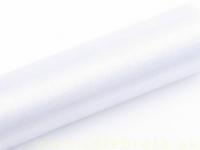 Organza 16cm biela