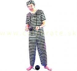 Kostým Väzeň
