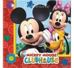 Party servítky Playful Mickey