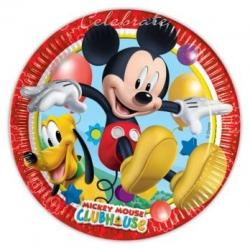 Party taniere Playful Mickey 23 cm