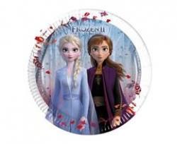 Tanieriky Frozen 2, 20cm