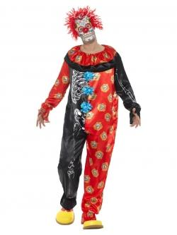 Kostým Klaun De luxe