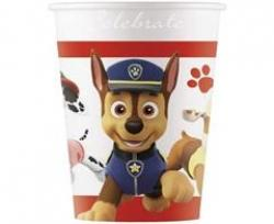 Poháre Paw Patrol Action