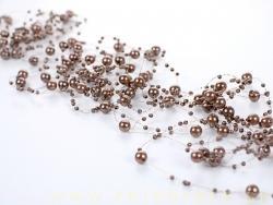 Perličky na silikóne medené